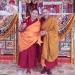 Khenpo with Garchen Rinpoche
