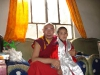 Khenpo and a Seven Year-old Nun