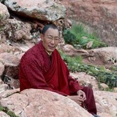 His Eminence Bongtul Tendzin Nyima Rinpoche