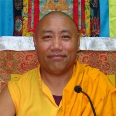 Khenchen Konchog Gyaltsen Rinpoche
