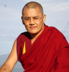 Khenpo Nyima Gyaltsen Rinpoche