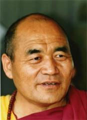 Venerable Traga  Rinpoche