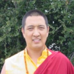 Khenpo Yeshi Rinpoche