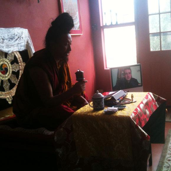 Drupon Rinchen Dorje