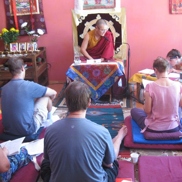 Khenpo Nyima Gyaltsen