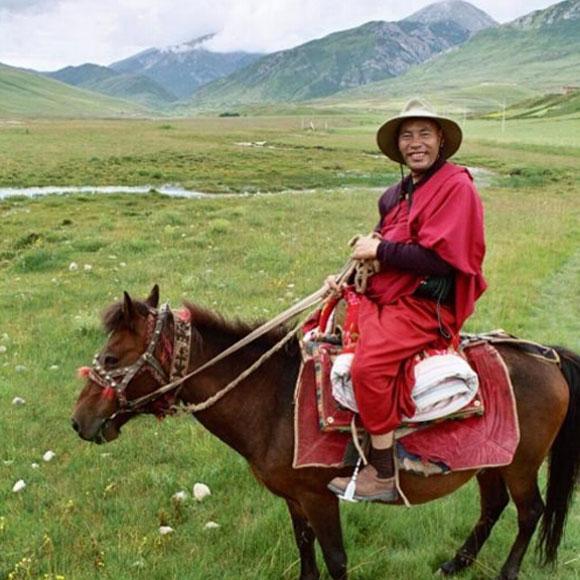 Khenpo Sherab Ozer Rinpoche