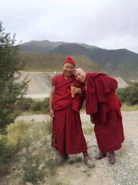 Khenchen and Khenpo O! #1